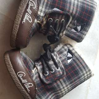 Arnold Palmer winter boots