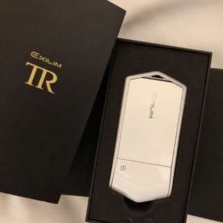 🚚 Casio TR70 64G(白)自拍神器 美肌