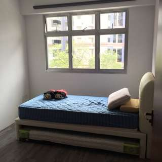 Admiralty MRT Single Couple Room Rental Wifi Aircon New house