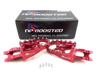Honda Crf250, 450 footpegs