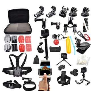 GoPro Accessories Bundle Set