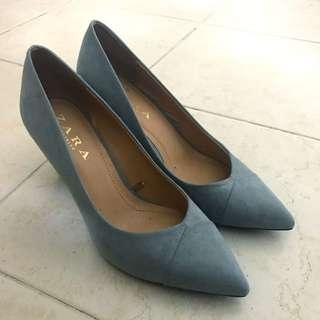 Zara high heel shoes