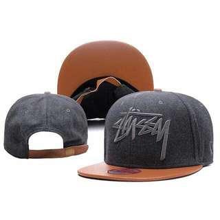 Brand new branded caps