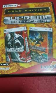 PC Game: (2-in-1) Supreme Commander Gold Edition