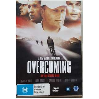 Overcoming (Cycling DVD)