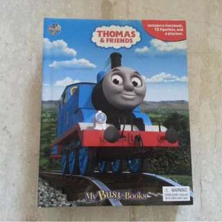 Phidal Busy Book Thomas And Friends