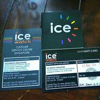 Ice Watch Ice Skull - Damson (Warranty till 03/2019)