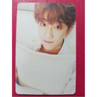ON HAND PHOTOCARD  Seventeen Vol. 2 Album - Teen, Age (White Version) - The8