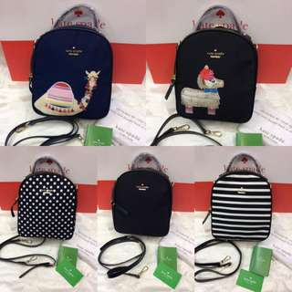 Kate Spade Sling/Backpack