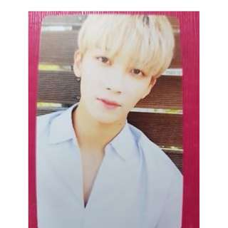 ON HAND PHOTOCARD  Seventeen Vol. 2 Album - Teen, Age (White Version) - Jeonghan