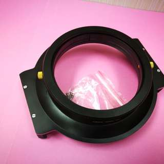 Filter holder for Nikon 14-24mm (silap beli)