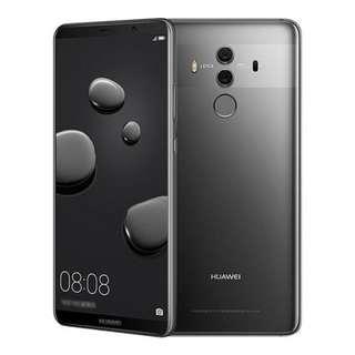 全新原裝香港版 HUAWEI Mate 10 Pro 6GB RAM, 128GB ROM 銀色 雙卡,指紋解鎖