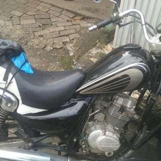 Qinqi Harley look China