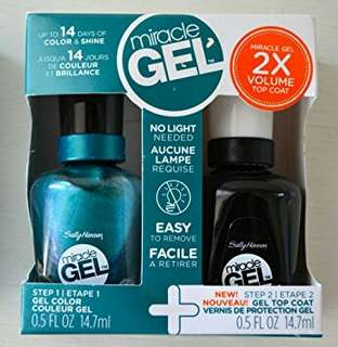 BN Sally Hansen Miracle Gel