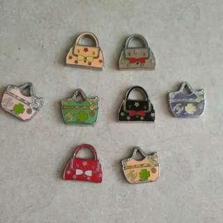 DIY accessories - pendant hook - bags