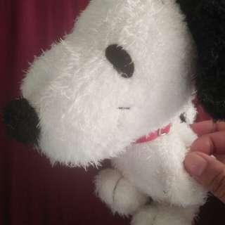 Fluffy Snoopy