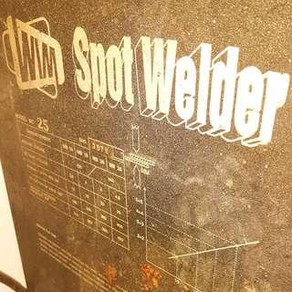 Cheap WIM Spot Welder MC 25