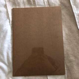 Frank stationery A4 notebook