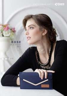 ROSE CABS - Dompet Cantik Fungsional KUALITAS PRIMA