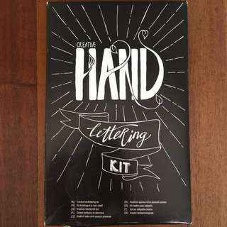 Creative Hand Lettering Kit