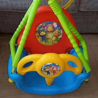 Kids/Baby Swing for indoor use with Hutos theme