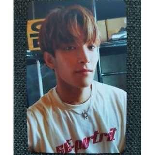 ON HAND PHOTOCARD Seventeen Vol. 2 Album - Teen, Age (RS Version) - DK