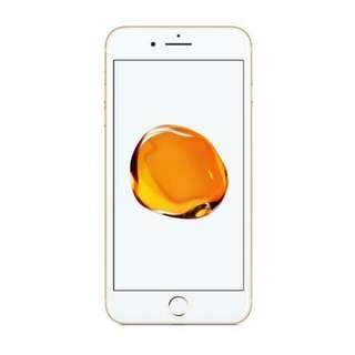 KREDIT TANPA DP DAN BUNGA 0% APPLE iPhone 7 Plus 256GB - Gold