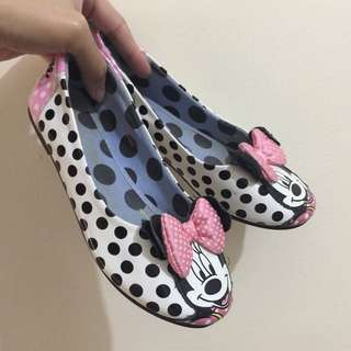 H&M Ballet Flats Minnie Mouse