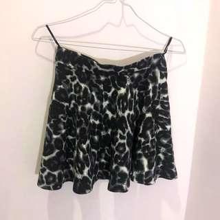 Forever 21 Tutu Black Skirt