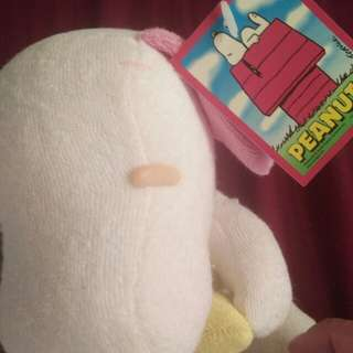 Pink Snoopy