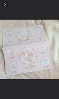 My Melody Multi Case Folder