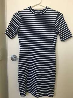 T by Alexander Wang casual dress Small