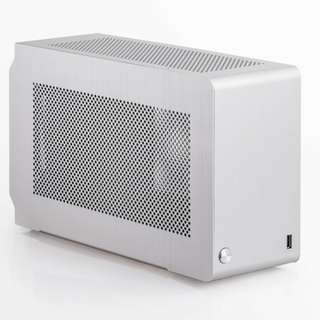 Dan Cases A4-SFX V2 - mini ITX case - Silver