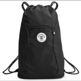 CRUMPLER Squid Drawstring Backpack (Black)