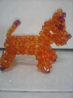 Handcraft bead animal