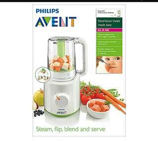Avent food processor