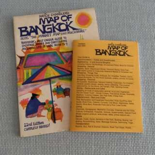 Nancy Chandler's Map of Bangkok
