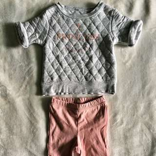 Old Navy Top and Trousers set