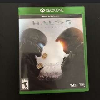 Halo 5 Disk