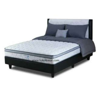 Super Fit Spring Bed Kredit Tanpa Dp Bebas Bunga