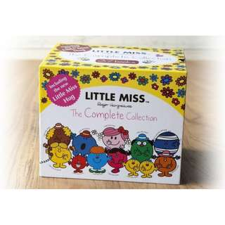 37 Miss Little Story book Brand New Sealed