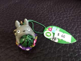 龍貓電話繩 Totoro mobile accessory 宮崎駿系列