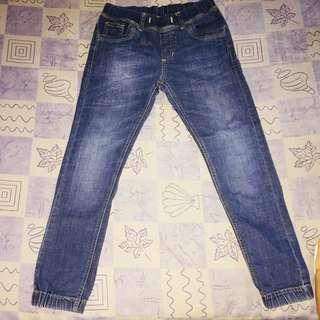 Maong Jagger Pants