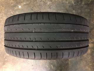 245/40R18 Used Tyre
