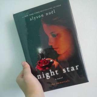 New York Times Bestselling Book Night Star (hardbound)