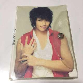 Fahrenheit's Jiro (汪東城) Notebook