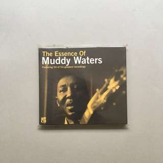 MUDDY WATERS The Essence Of Muddy Waters 2CD