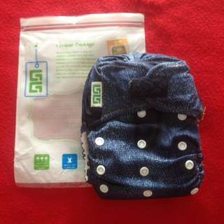 Preloved GG cloth diaper