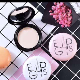 Eglips no sebum oily face powder
