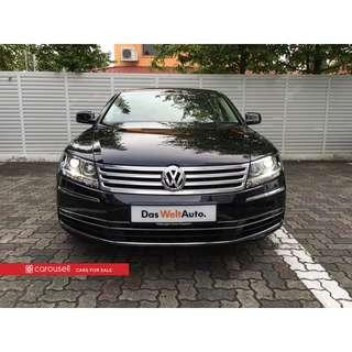 Volkswagen Phaeton 4.2A LWB